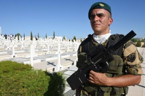 Aφιέρωμα της Ρωσικής Τηλεόρασης στη Διοίκηση Καταδρομών της Εθνικής Φρουράς