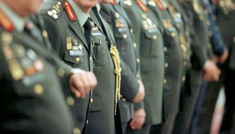 Μαζικές προαγωγές στη Εθνική Φρουρά